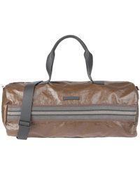 Brunello Cucinelli - Travel & Duffel Bag - Lyst