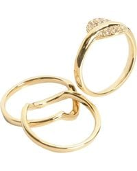 Elizabeth and James - Ring - Lyst