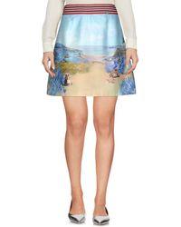 Lafty Lie - Mini Skirt - Lyst