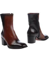 L'autre Doucal's - Ankle Boots - Lyst