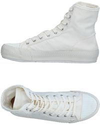 MM6 by Maison Martin Margiela - High-tops & Sneakers - Lyst