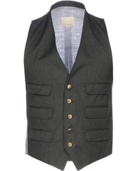 Band of Outsiders - Waistcoat - Lyst
