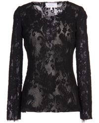 Luisa Beccaria - Blouse - Lyst