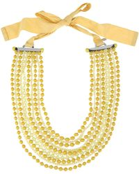 Ki6? Who Are You? - Necklace - Lyst