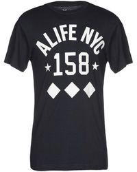 Alife - T-shirt - Lyst
