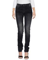 Brockenbow Denim Pants - Black