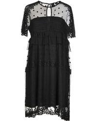 Lost Ink - Short Dress - Lyst