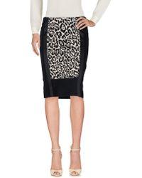 Chiara D'Este - Knee Length Skirts - Lyst