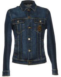 Dolce & Gabbana - Denim Outerwear - Lyst