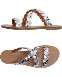 Veronique Branquinho - Sandals - Lyst