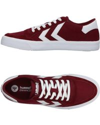 Hummel - Low-tops & Sneakers - Lyst