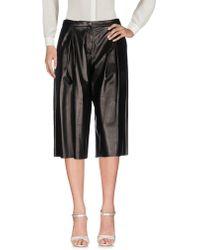 DROMe - 3/4-length Shorts - Lyst