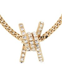 DSquared² - Necklaces - Lyst