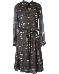 Antik Batik - Knee-length Dress - Lyst