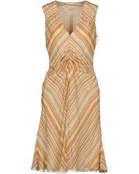 Valentino Roma - Knee-length Dresses - Lyst