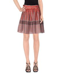 Tara Jarmon - Mini Skirt - Lyst