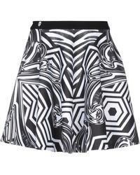 Philipp Plein - Mini Skirt - Lyst