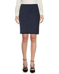 Vicedomini - Knee Length Skirt - Lyst