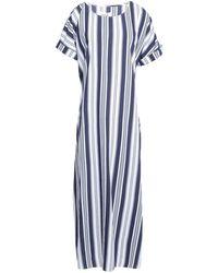 Niu - Long Dress - Lyst