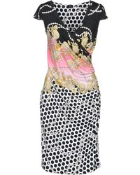 Lafty Lie - Knee-length Dresses - Lyst