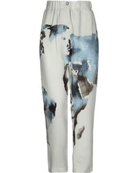 Ottod'Ame - Casual Trousers - Lyst