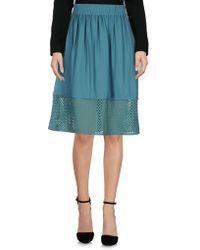 Vero Moda - Knee Length Skirts - Lyst