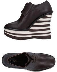 Paloma Barceló - Zapatos de cordones - Lyst