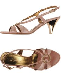 La Femme - Sandals - Lyst