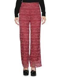 Silvian Heach - Casual Trousers - Lyst
