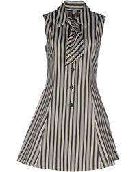 McQ - Short Dress - Lyst