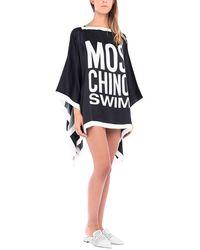 Moschino Vestido de playa - Negro
