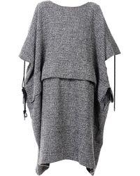 Limi Feu - 3/4 Length Dresses - Lyst