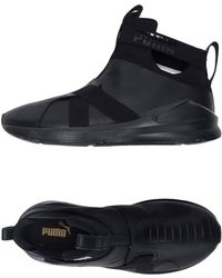 PUMA - High-tops & Trainers - Lyst