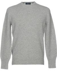 Drumohr Pullover - Grigio