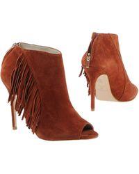 Karen Millen - Shoe Boots - Lyst