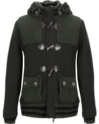 Bark Jacket - Green