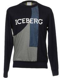 Iceberg - Sweatshirts - Lyst