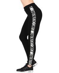Calvin Klein Jeans - Leggings - Lyst
