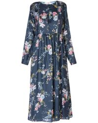 Scee By Twin-set - 3/4 Length Dress - Lyst