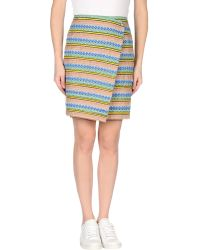 Boy by Band of Outsiders - Knee Length Skirt - Lyst