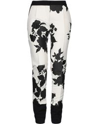 Andrea Pompilio - Casual Trousers - Lyst