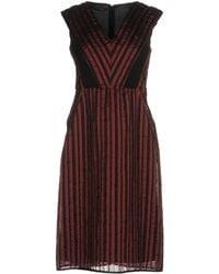 Paola Frani - Knee-length Dress - Lyst
