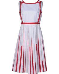 IO Ivana Omazic - Knee-length Dress - Lyst