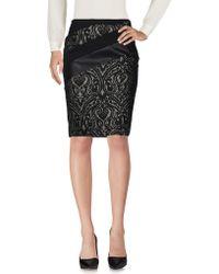 Carla Montanarini - Knee Length Skirt - Lyst