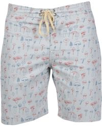 Mollusk - Beach Shorts And Trousers - Lyst
