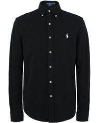 Polo Ralph Lauren Chemise - Noir