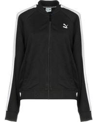 PUMA - Sweatshirts - Lyst