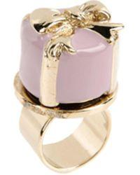 RED Valentino - Ring - Lyst