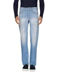 Mauro Grifoni - Denim Pants - Lyst