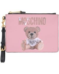 Moschino - Pouch - Lyst